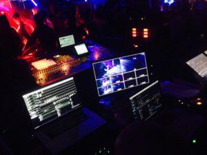 Red Bull Thre3style DJ Desk