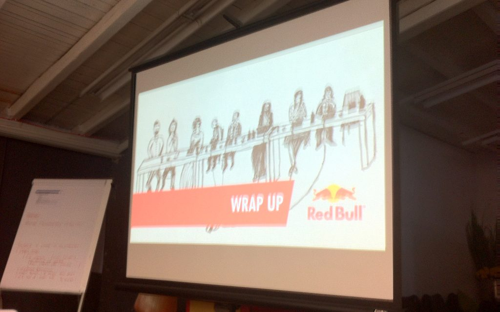 Red Bull Wrap Up